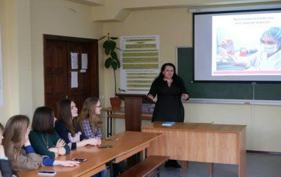 Майстер-клас для студентів-науковців гуртка «Цивіліст»