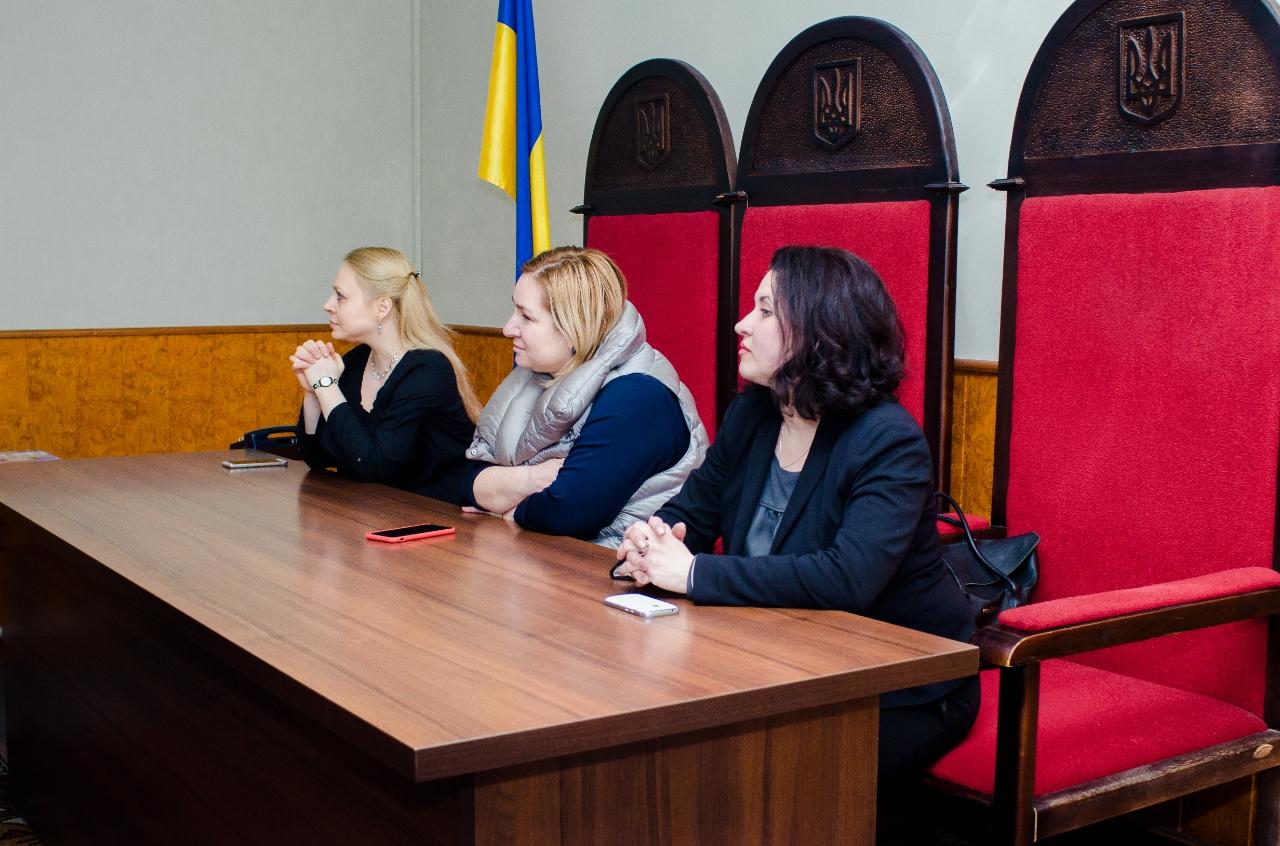Учасники студентського наукового гуртка «ПРАВНИК» зустрілися з працівником Антимонопольного комітету України