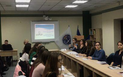 Кафедрою кримінального права та кримінології було проведено Всеукраїнську студентську науково-практичну конференцію «Становлення кримінального права України: теорія і практика»