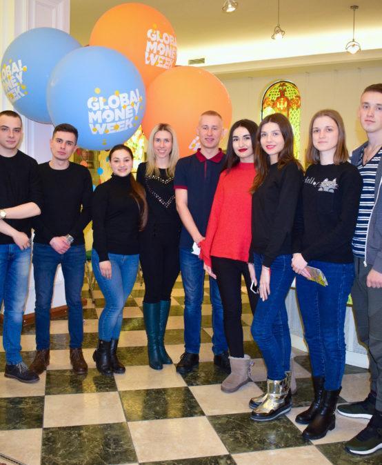 Cтуденти групи ФББ-14-7 відвідали Музей грошей НБУ