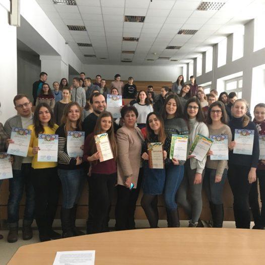 Олімпіада «Кращий знавець предметів кафедри фінансового права»