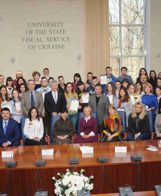 Підведено підсумки ІІ етапу  Всеукраїнської студентської олімпіади  зі спеціальності «Банківська справа»