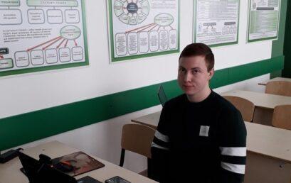 Студент УДФСУ Андрій Вербовий переміг у II турі Всеукраїнського конкурсу студентських наукових робіт