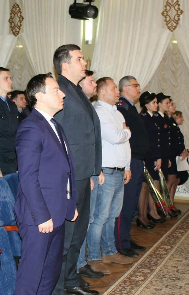 Курсанти відзначили День українського добровольця