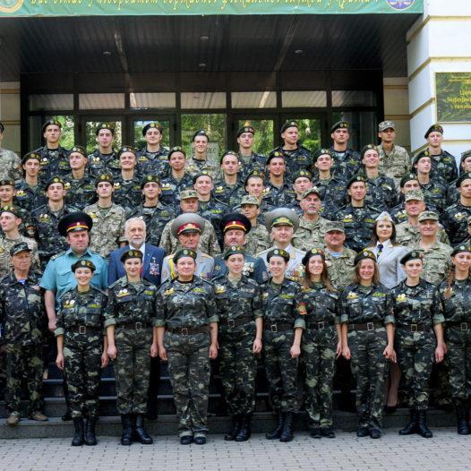 З 19 по 30 листопада 2019 року відбудеться декада військової кафедри!