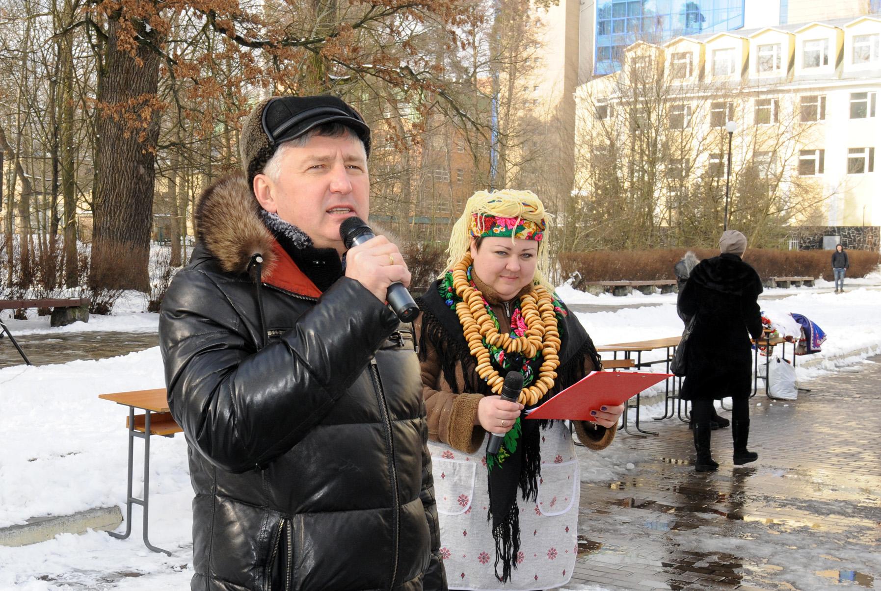 Університет ДФС України відсвяткував Масляну
