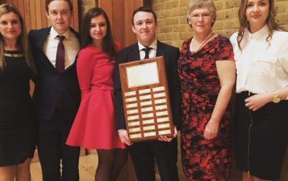 Студенти ННІ права представили Україну та Університет ДФС України на щорічних Міжнародних змаганнях з юридичного консультування клієнтів ( ICCC 2017) в Англії