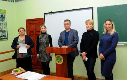 Відбувся I етап Всеукраїнської студентської олімпіади з навчальної дисципліни «Страхова справа»