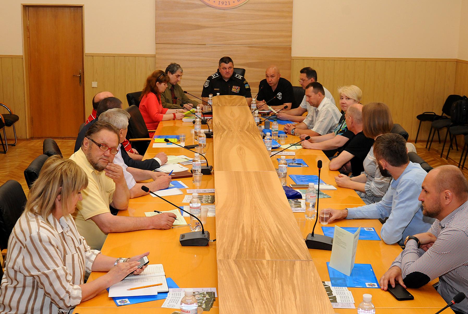 Відбулася конференція «Розвиток поліцейського хортингу в сучасних умовах розбудови України»