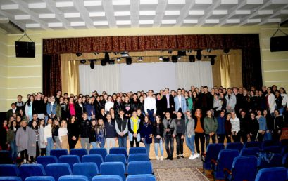 В Університеті відзначили День пам'яті жертв Бабиного Яру
