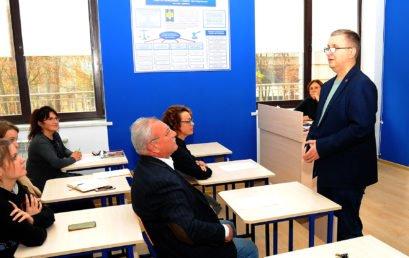Кафедрою менеджменту ННІ фінансів було проведено науково-практичний семінар з елементами тренінгу «Публічне управління в Україні: особливості національної моделі»