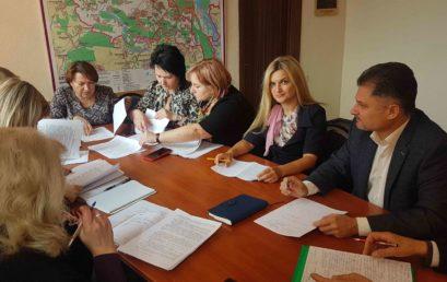 Відбулось перше засідання організаційного комітету конкурсу Києво-Святошинський районний турнір юних правознавців.