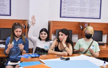 В Університеті ДФС України розпочалася Літня школа з іноземних мов «Enjoy studying!»