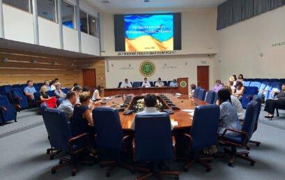 В Університеті ДФС України відбулося засідання ректорату