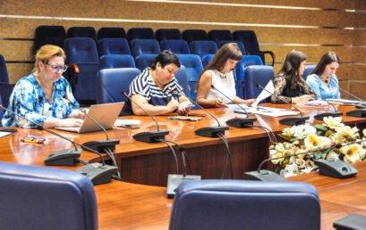 В Університеті державної фіскальної служби України відбулася розширена Вчена рада