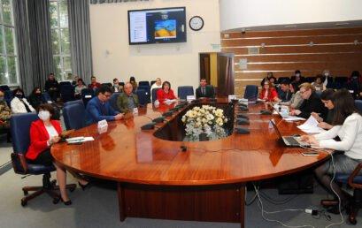 В Податковому університеті відбулося чергове засідання ректорату