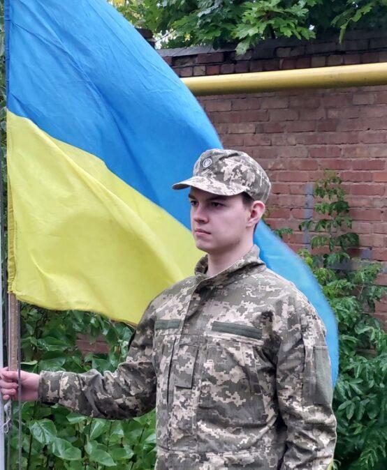 Будні кафедри військової підготовки
