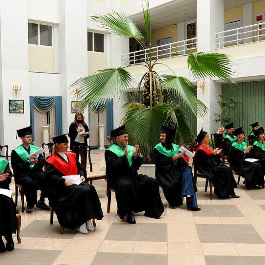 В УДФСУ відбувся перший випуск магістрів ННІ спеціальної фізичної і бойової підготовки та реабілітації