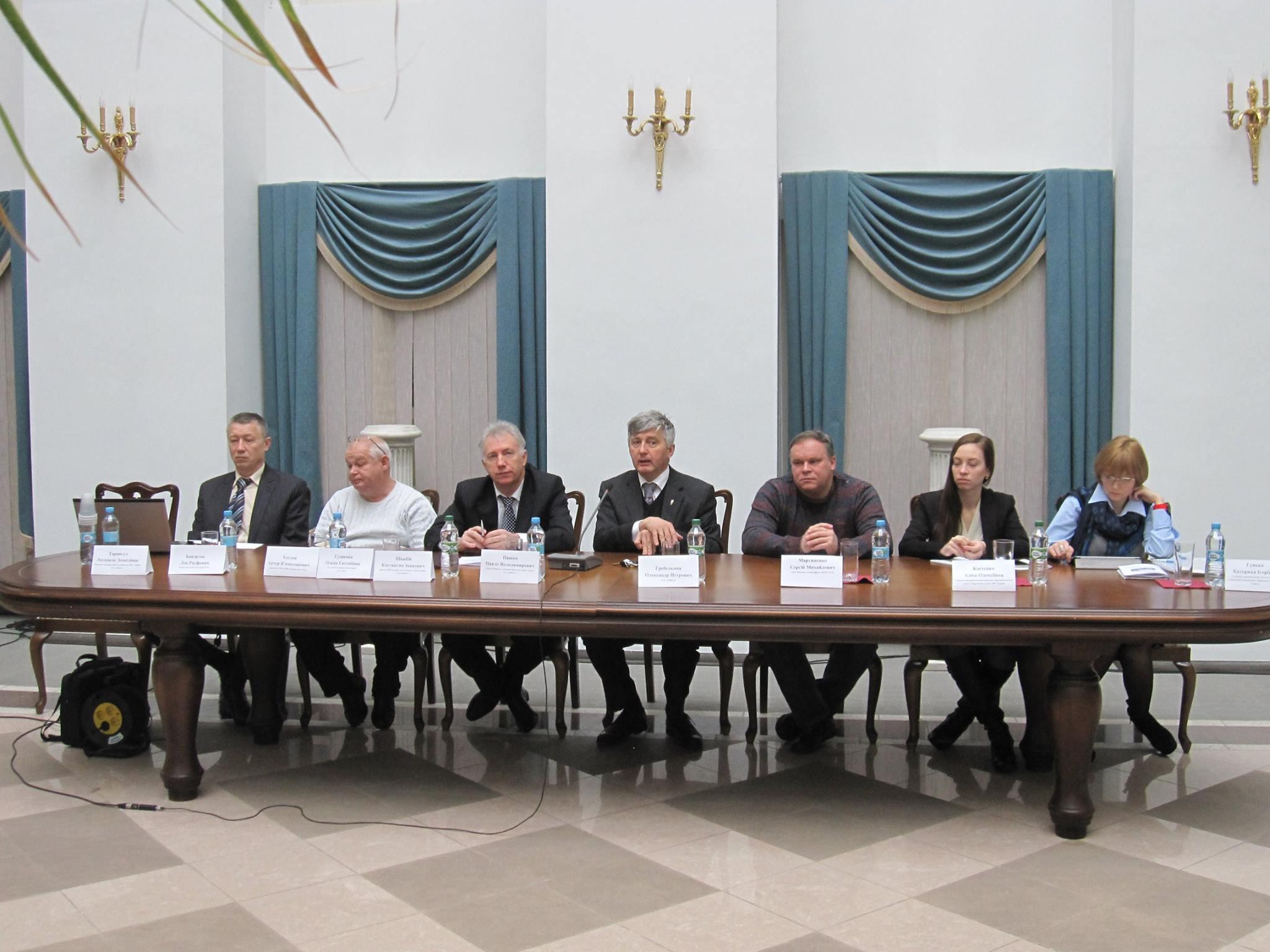 У грудні 2016 року, в рамках декади кафедри митної справи, проведено науково-практичний круглий стіл на тему «Сучасні тенденції розвитку митної справи в умовах євроінтеграції»