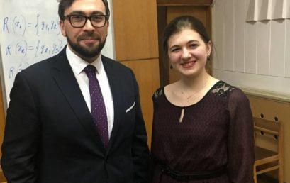 Зустріч представника НАТО в Україні зі студентами вишів