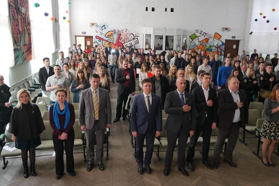 Студенти Навчально-наукового інституту права УДФСУ – призери ІІ етапу Всеукраїнської студентської олімпіади з правознавства