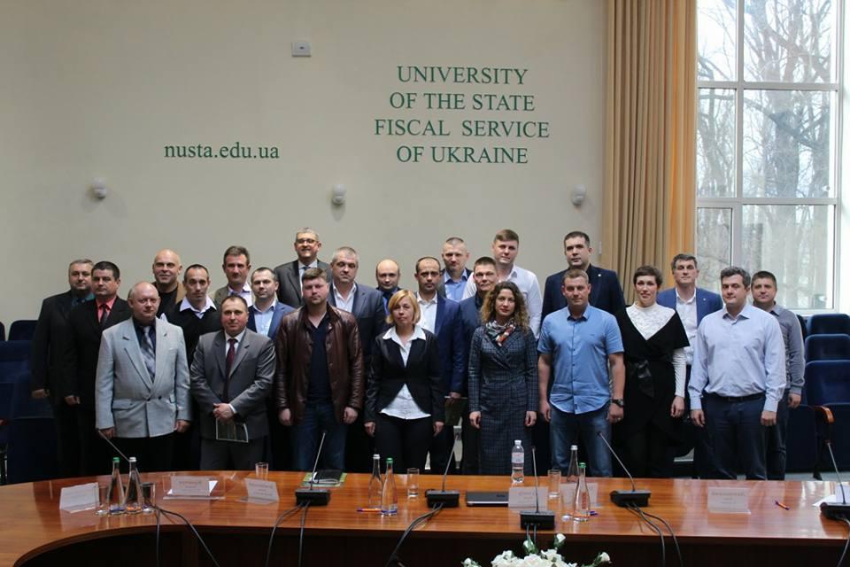 Круглий стіл на тему підготовки фахівців для спеціальних підрозділів правоохоронних органів України
