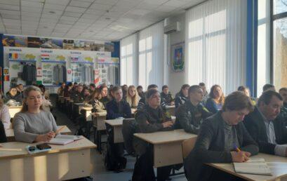 Презентація роботи інформаційної системи портового співтовариства (ІСПС) в межах співробітництва між Університетом ДФС України (м. Ірпінь) та ТОВ «ППЛ 33-35» (м. Одеса).