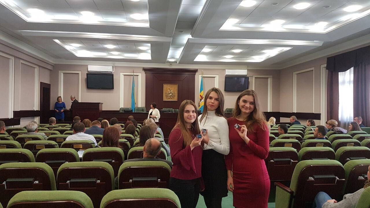 Відбулось нагородження Головою Київської обласної організації Союзу юристів України