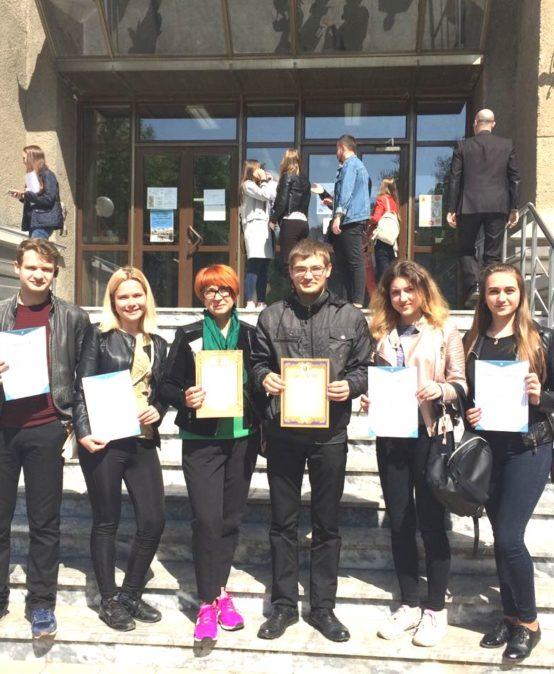 Вітаємо з перемогою учасників ІІ туру Всеукраїнської студентської олімпіади з навчальної дисципліни «Інвестування»!