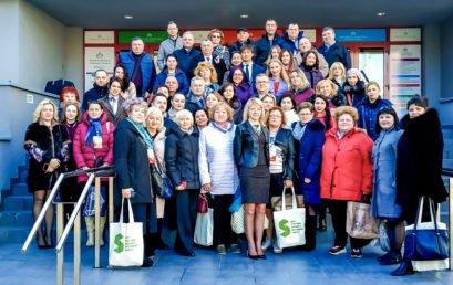 Співробітники ННІ фінансів, банківської справи організували ІІІ Освітній форум