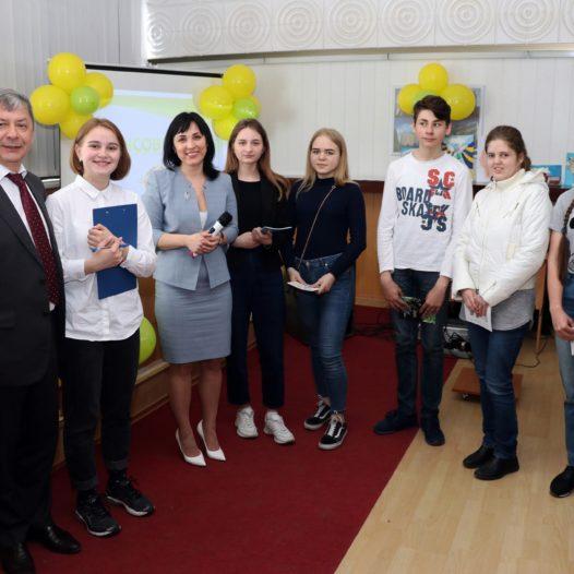 Відбувся Всеукраїнський Інтелектуальний конкурс «Податківець майбутнього»