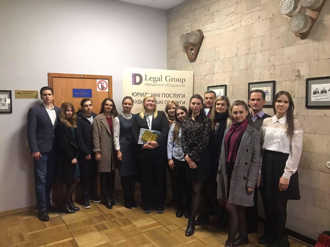 Команда «Фортуна» вийшла у півфінал Всеукраїнських судових дебатів з адміністративного судочинства
