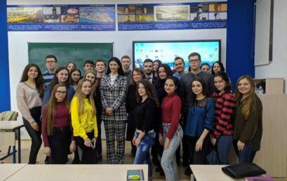 Діана Панченко: журналістика – це стиль життя
