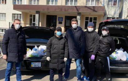 Офіцери УДФСУ допомагають ветеранам навчального закладу