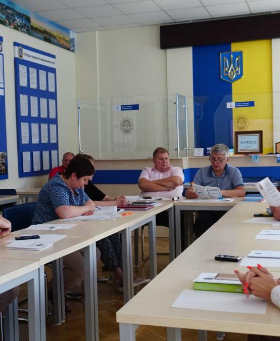 У НУДФСУ обговорили перспективи створення «Університету третього віку»