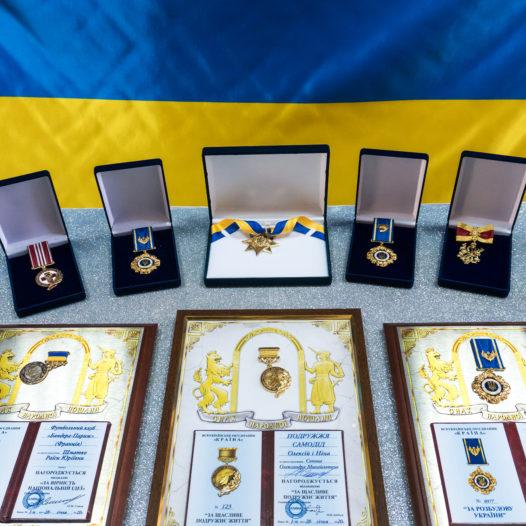 В Університеті нагородять видатних людей з України, Франції та Туреччини