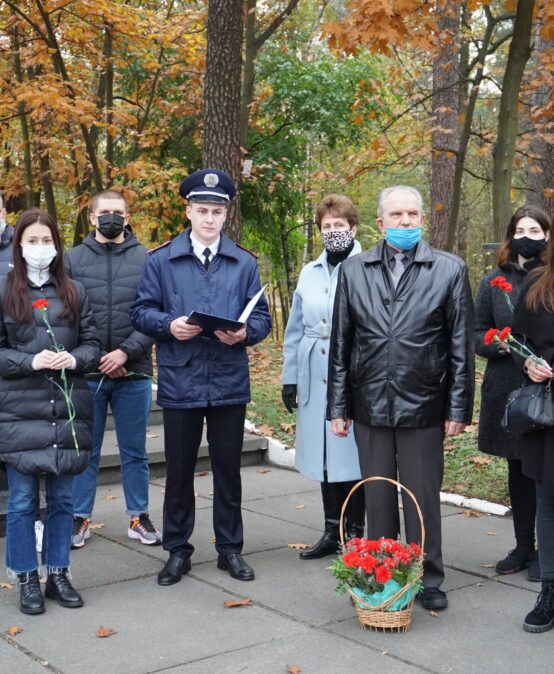 В Університеті відзначили 77-му річницю звільнення Києва від фашистських загарбників