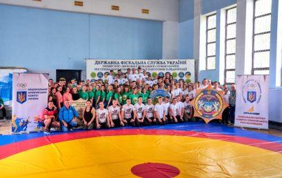 В Університеті відзначили Міжнародний день студентського спорту