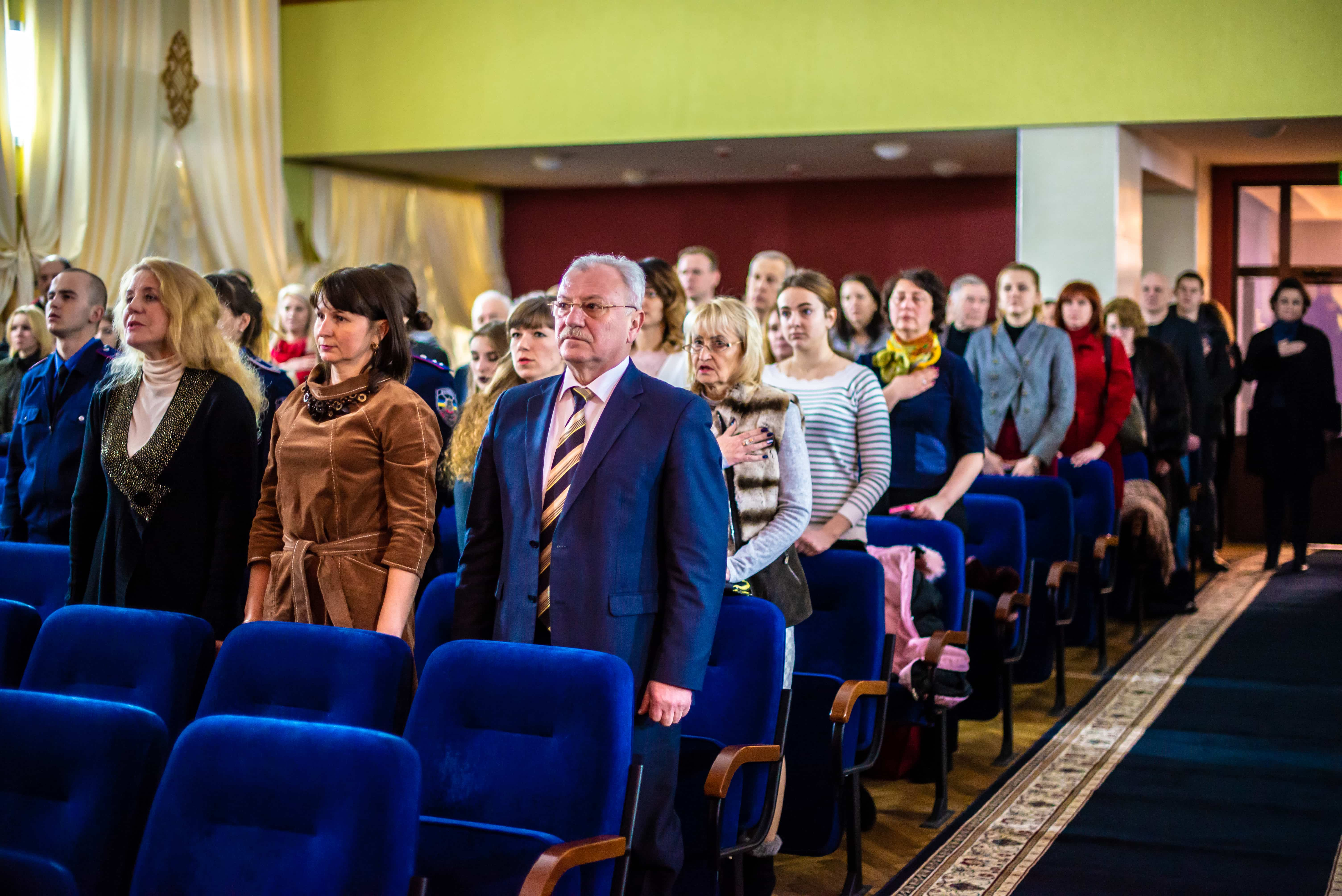 Відбулася конференція трудового колективу НУДФСУ