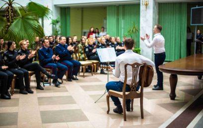 Відбувся вечір пам'яті Андрія Кузьменка
