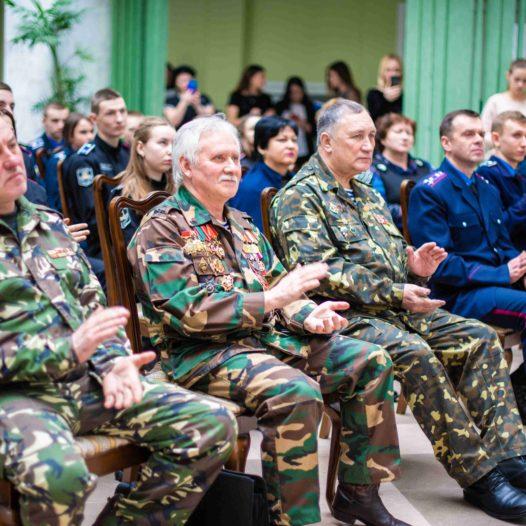 Курсанти вшанували пам'ять учасників афганської війни