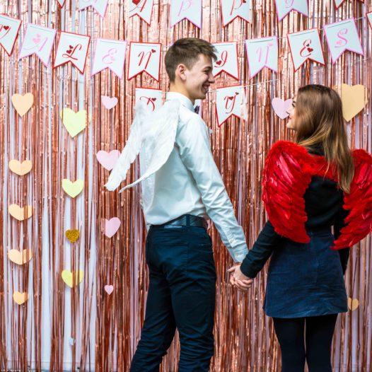 В університеті відзначили день закоханих