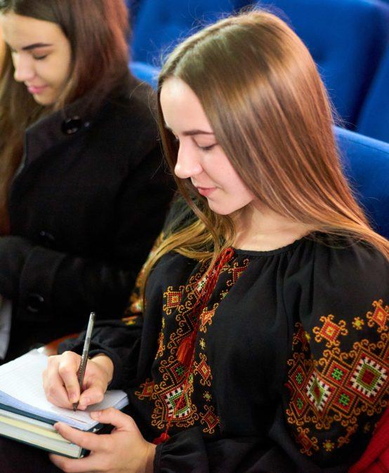 Студенти УДФСУ написали Всеукраїнський диктант національної єдності