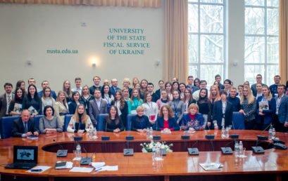 В Університеті державної фіскальної служби України відбулась Національна олімпіада юридичних клінік з консультування клієнтів 2018