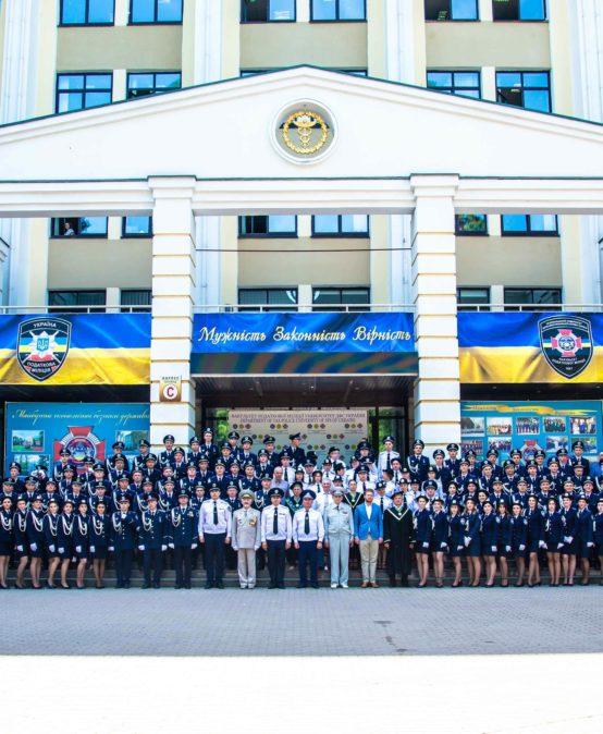 Відбувся випуск бакалаврів Факультету підготовки, перепідготовки та підвищення кваліфікації працівників податкової міліції