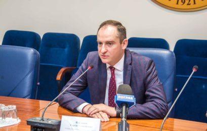 До університету завітав голова Державної податкової служби України Сергій Верланов