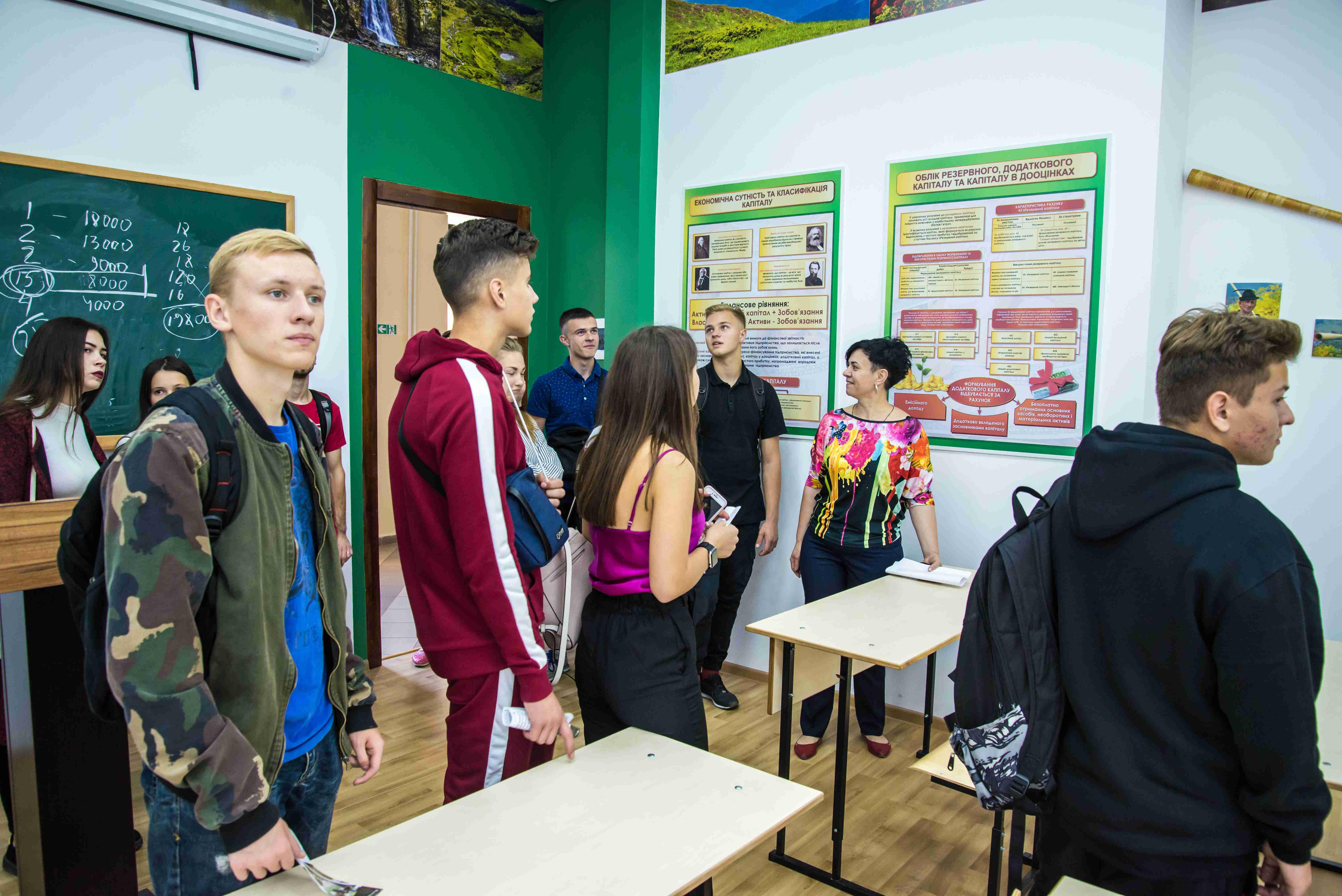 В Національному університеті державної фіскальної служби України відбувся День відкритих дверей