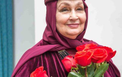 Зустріч із українською актрисою театру та кіно Раїсою Недашківською