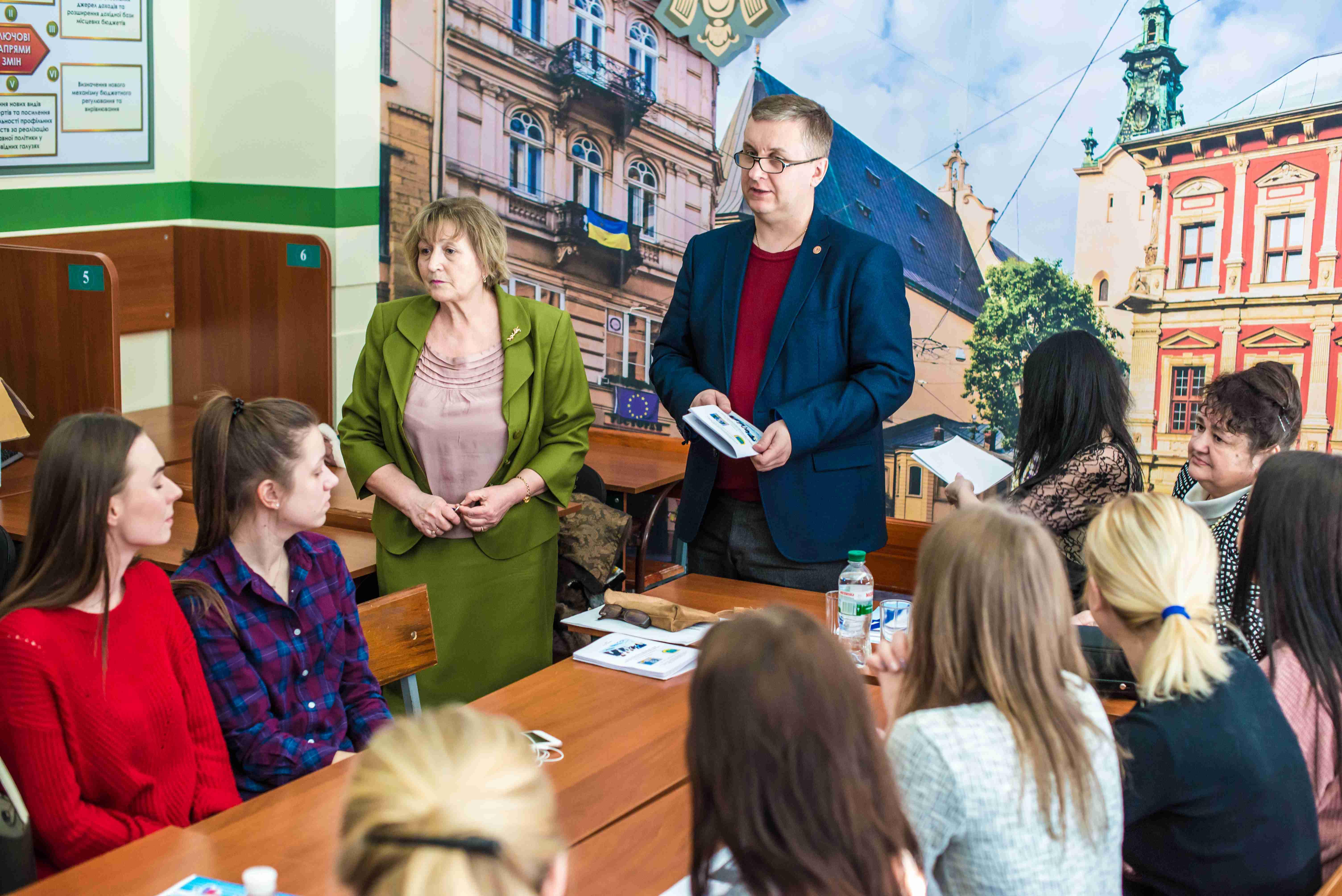 В університеті обговорили середньострокове бюджетне планування
