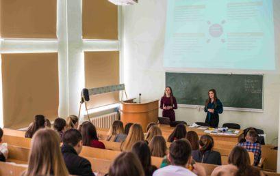 KPMG в Україні відвідали студентів НУДФСУ